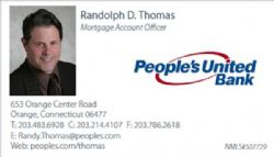 People's Bank Mortgage - Randy Thomas