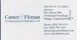 Cantor Floman - Attorneys at Law