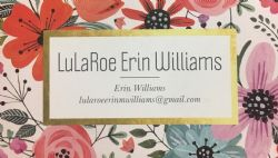 LuLaRoe Erin Williams