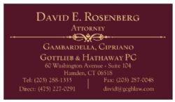 Rosenberg & Associates