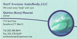 Surf Avenue Auto Body