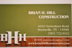 Brian H. Hill Construction