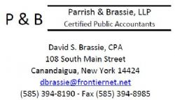 Parrish & Brassie, LLP