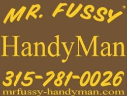 Mr. Fussy - Handy Man