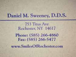 Irondequoit Family Dentistry/Dr. Daniel Sweeney