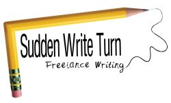 Sudden Write Turn Freelance Writing