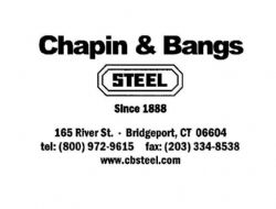 Chapin & Bang Steel