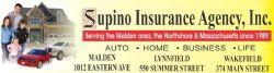Home Run Sponsor - Supino Insurance Agency, Inc.