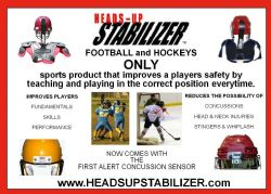 Heads Up Stabilizer