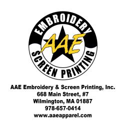 AAE Embroidery & Screen Printing