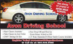Avon Driving School