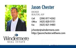 Jason Chester Windermere Realtor