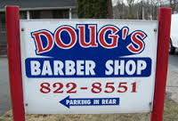 Doug's Barbershop