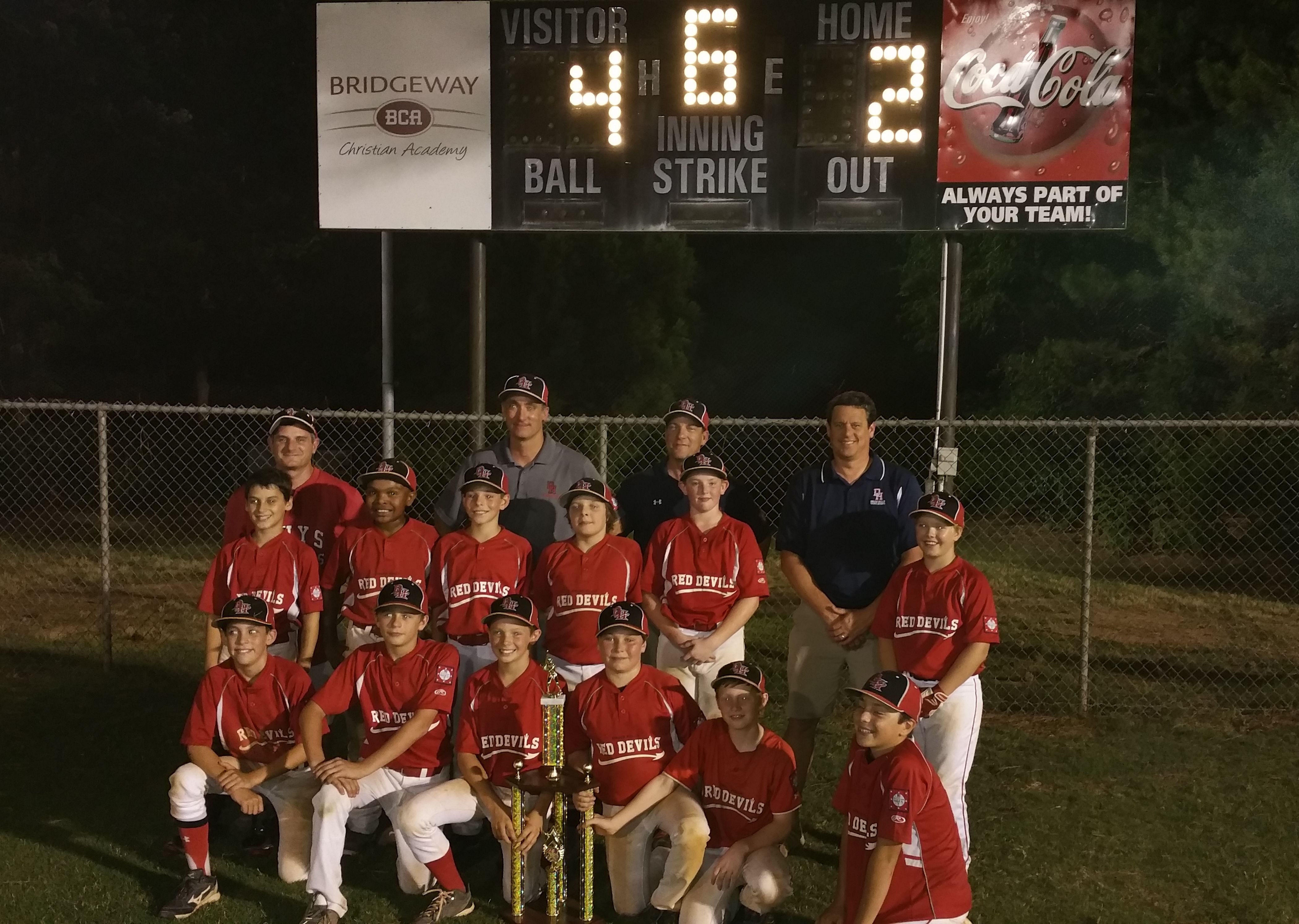 2015 Tournament Teams | Druid Hills Youth Sports