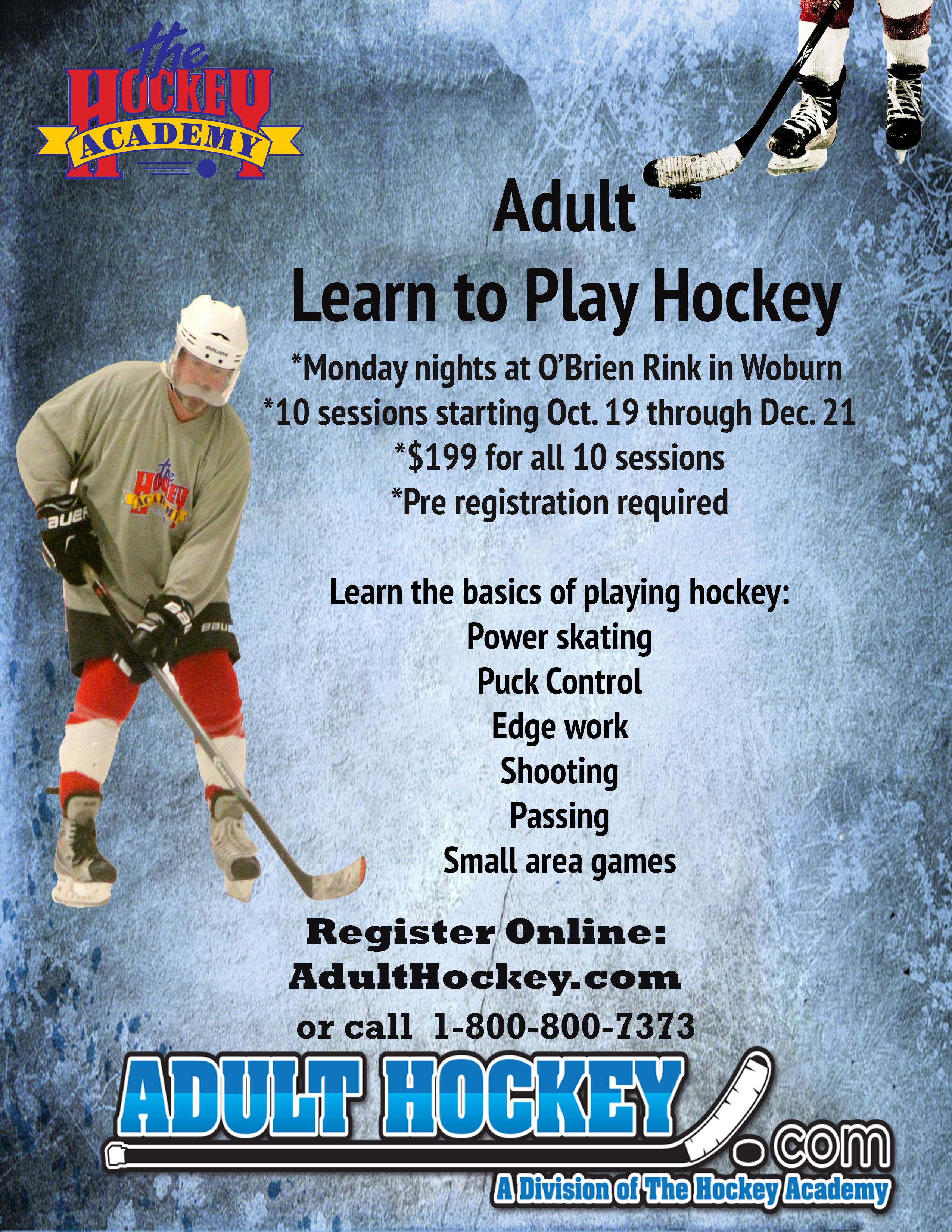 NHL - Learn To Play