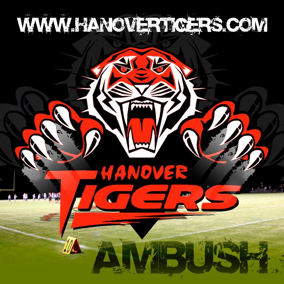 hanover tigers youth football and cheerleading
