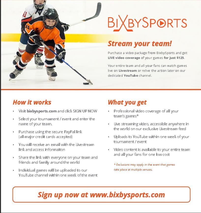 Tournament Video   The Hockey Academy Tournaments