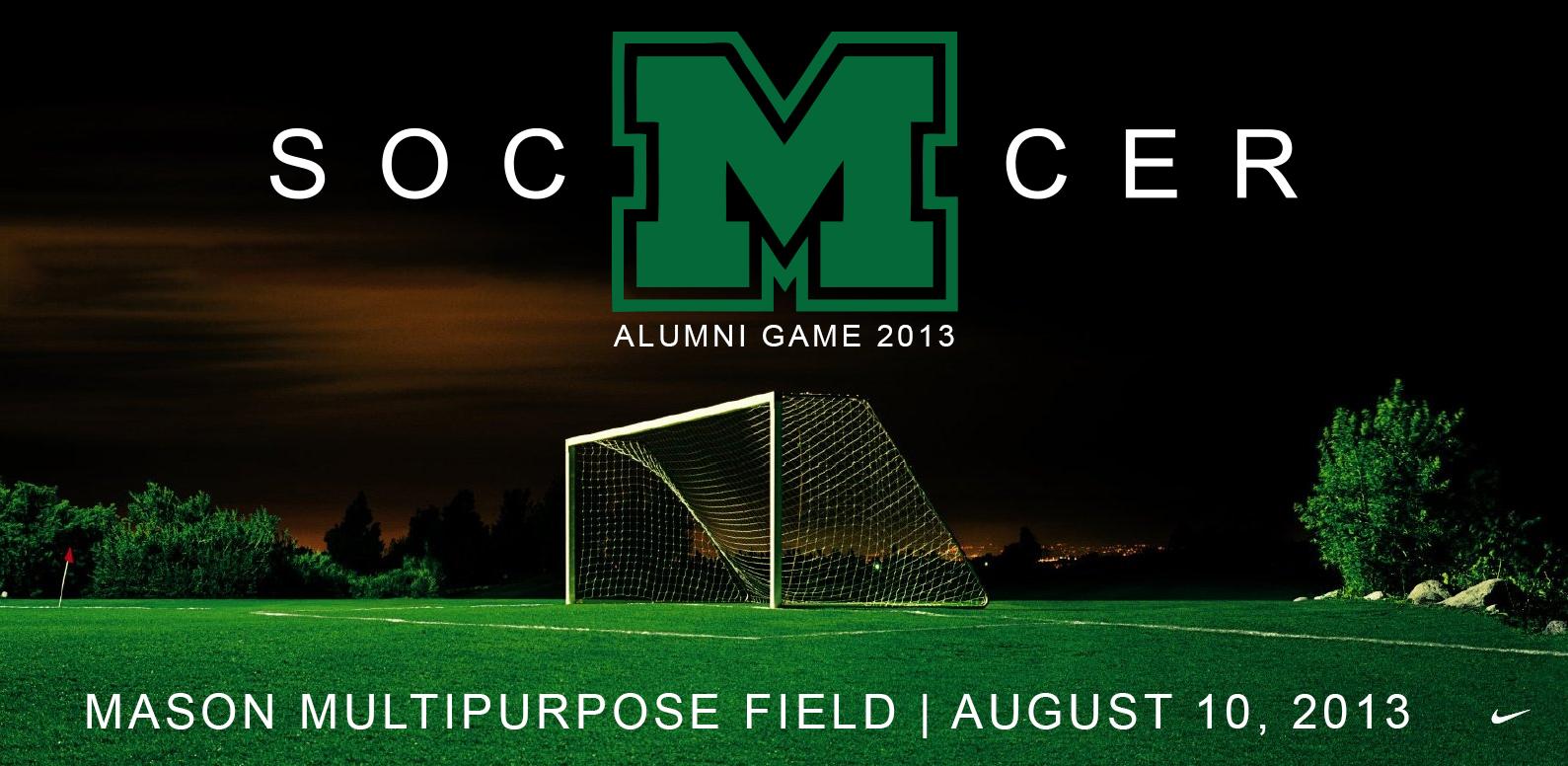 Alumni Soccer Game Alumni Game | Mason Comets