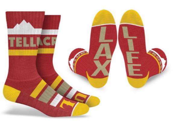 Telluride Lacrosse Socks