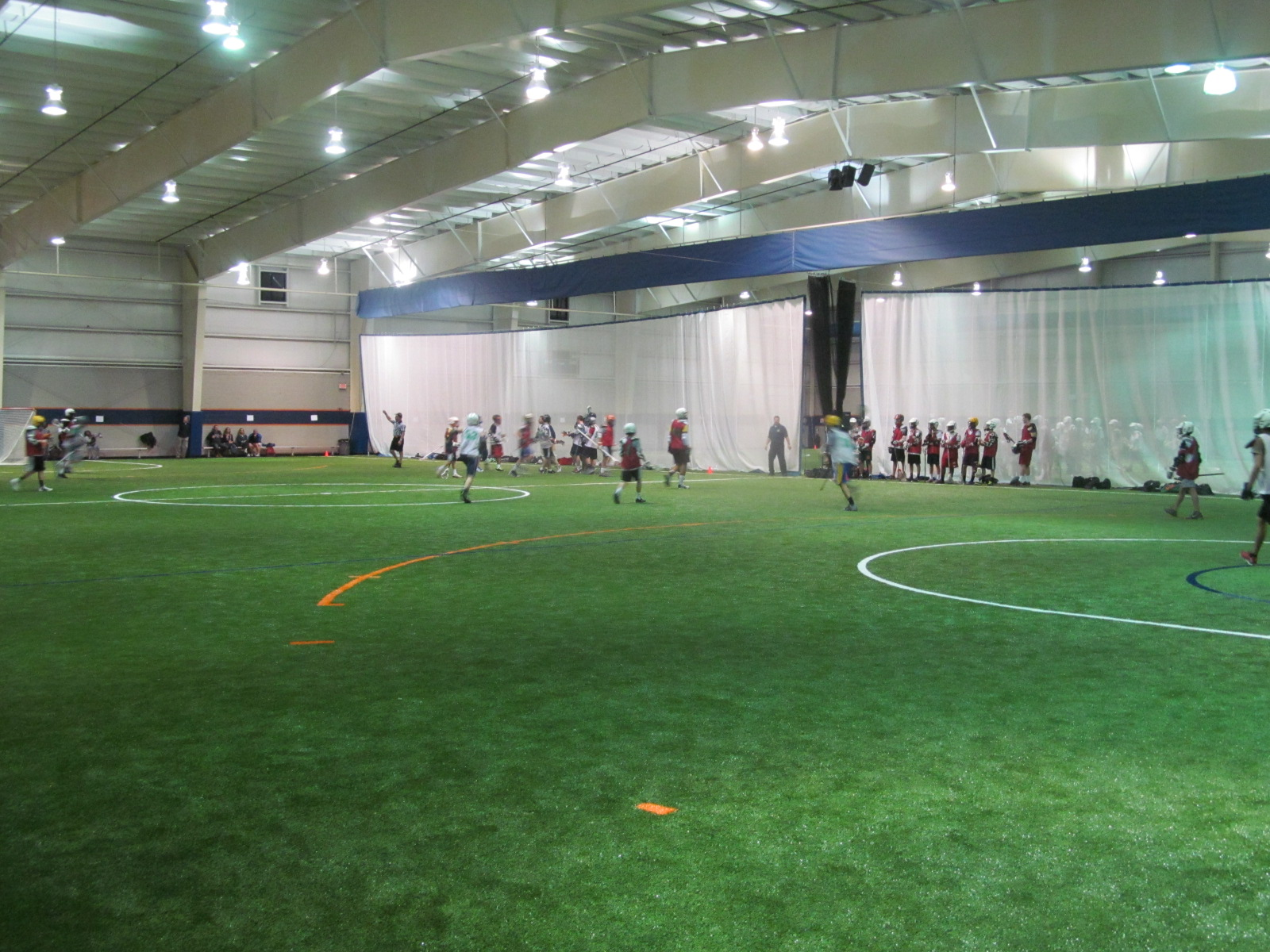 NOVA Field House Has Hosted Many Local Recreational And Elite Lacrosse  Groupsu0027 Out Of Season Practice Sessions, Pre Season Tryouts, And In Season  Practices ...