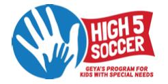 HIGH 5 Soccer
