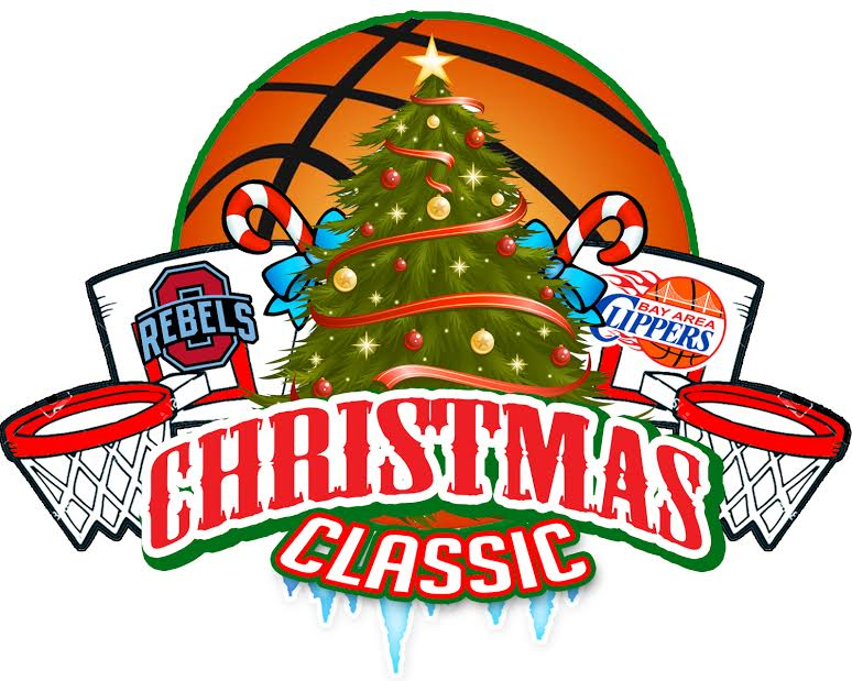 christmas classic oakland rebels youth basketball club - Christmas Classic