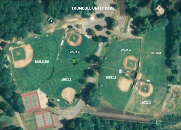 Unity Park | Trumbull Travel Baseball
