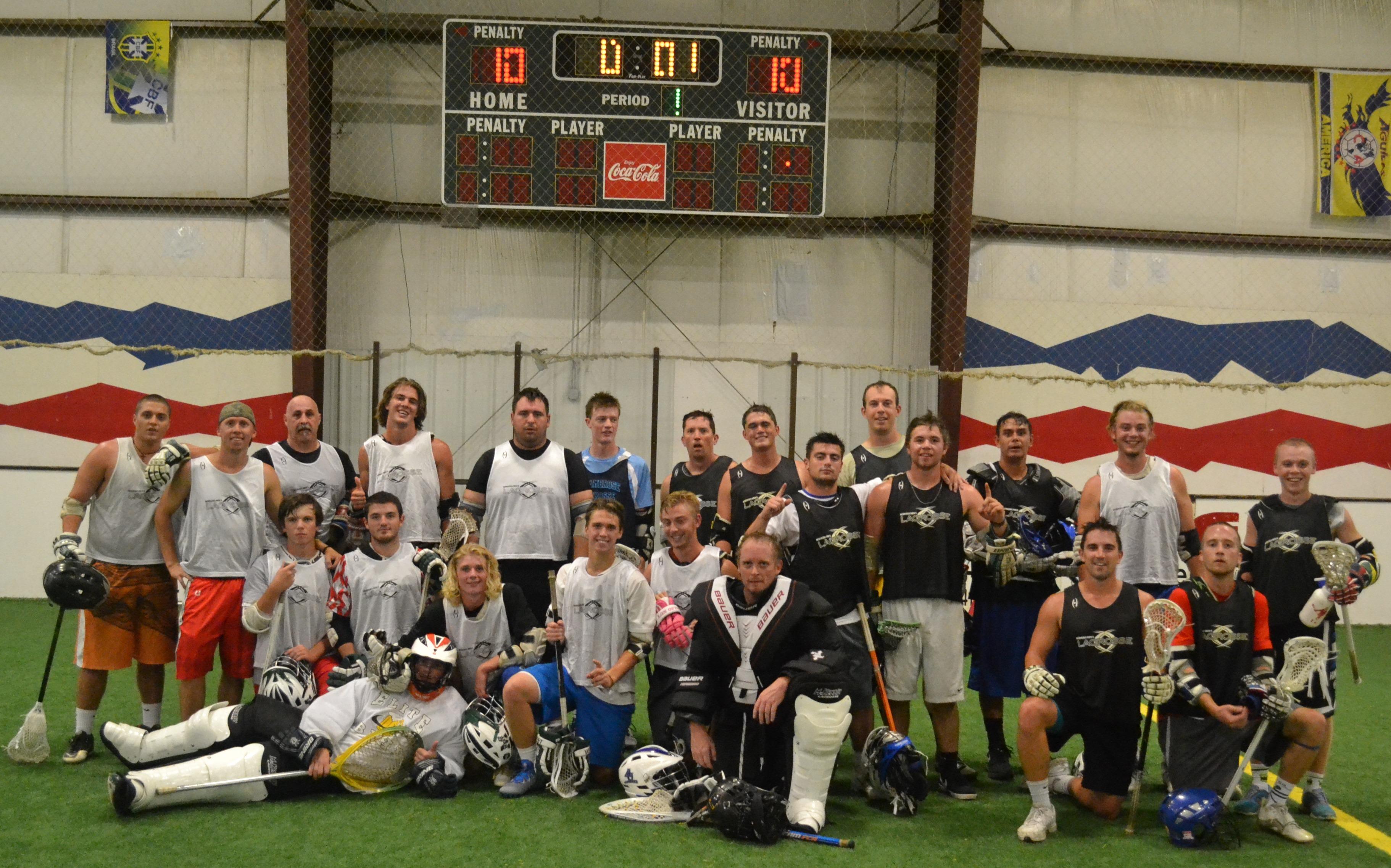lacrosse league Adult
