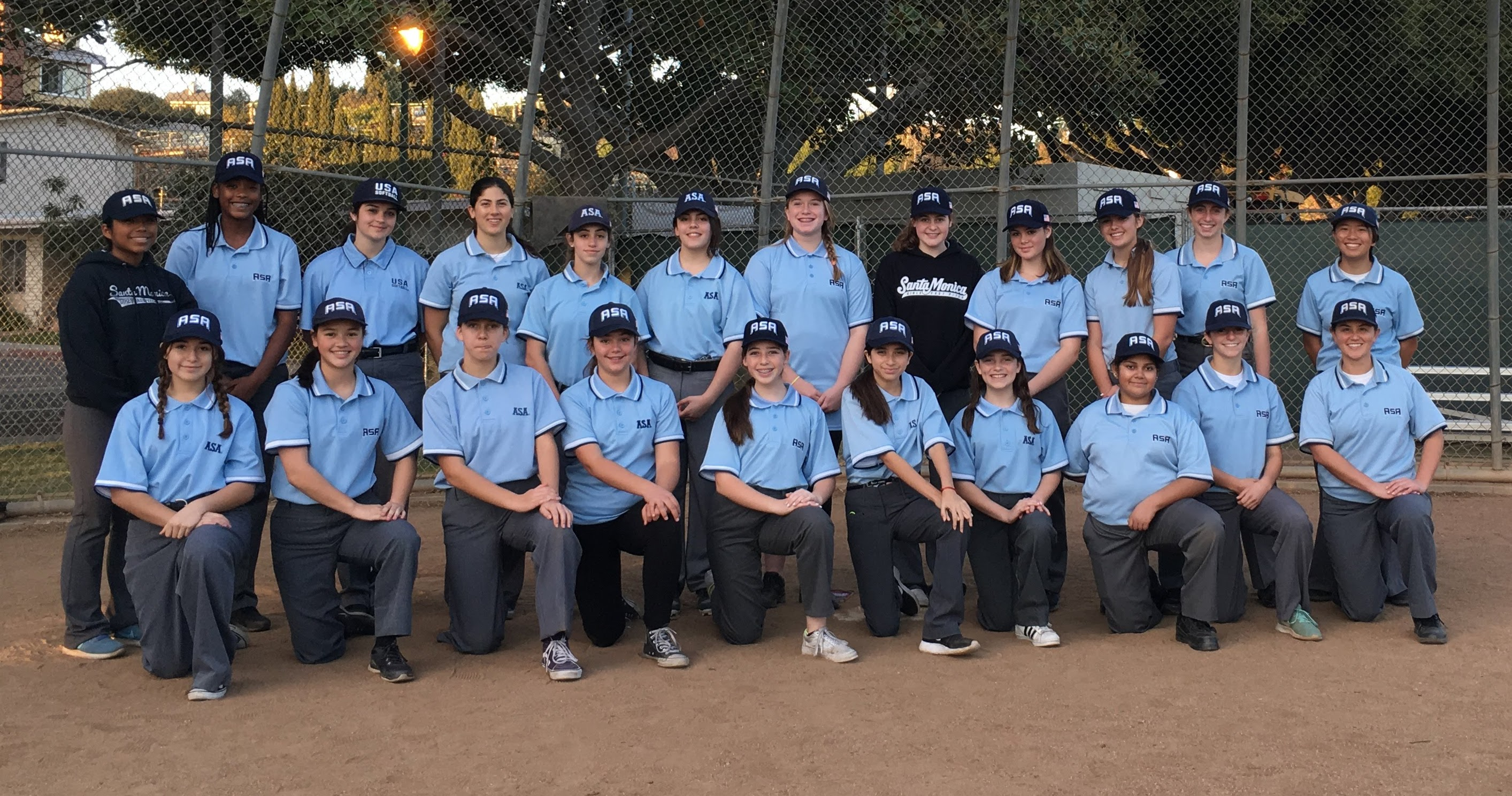 Junior Umpires - Info | Santa Monica Girls Fastpitch