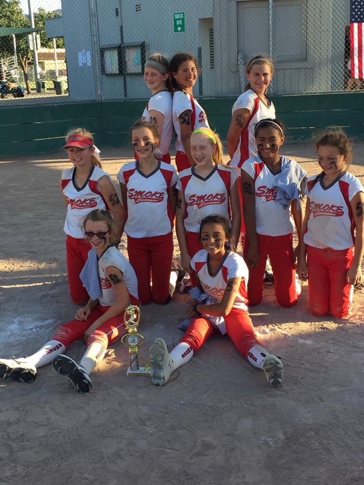 SMOKE 2016 | Livermore Girls Softball