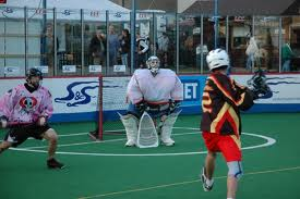 What is Box Lacrosse?