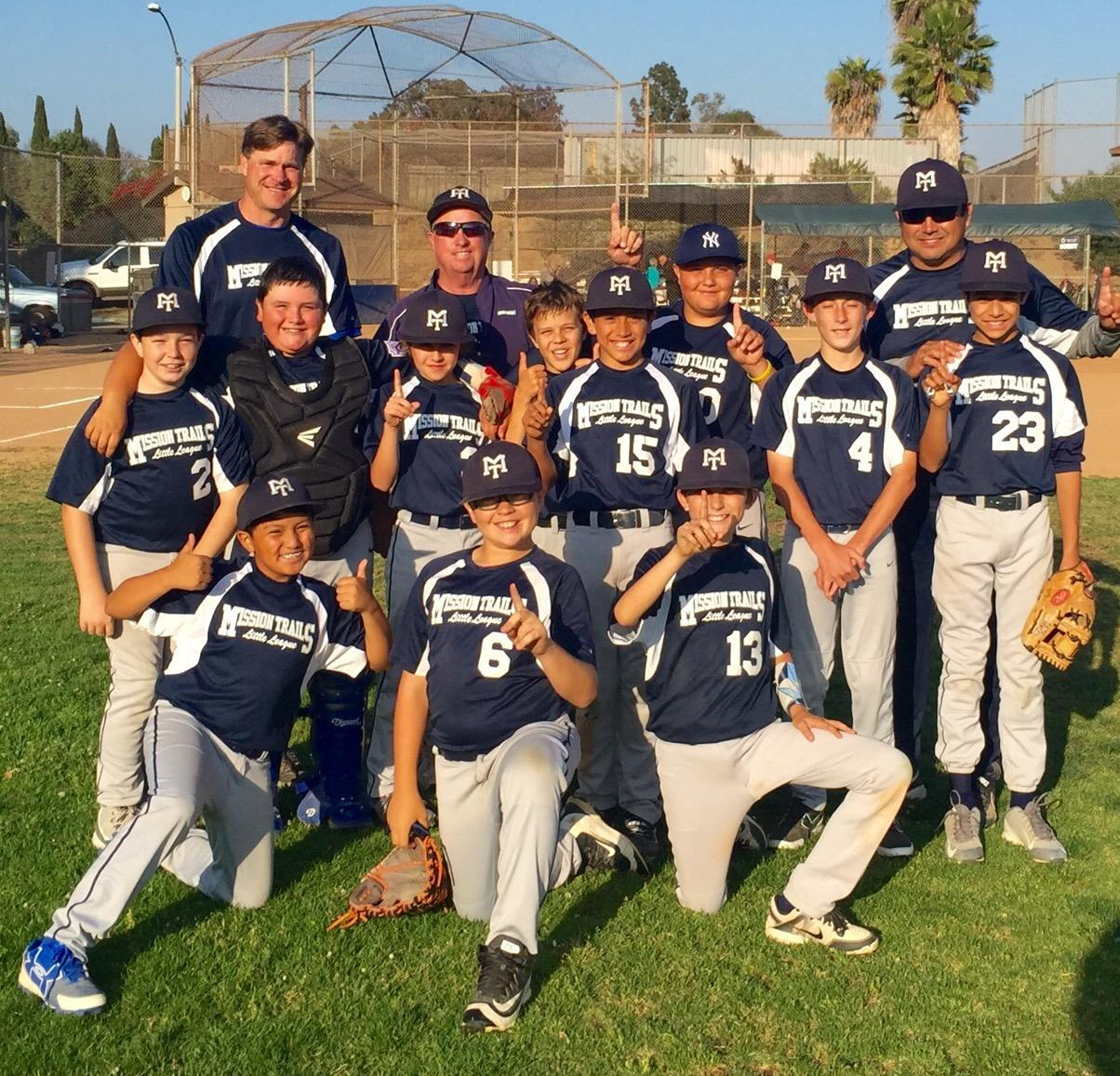 huge discount 02fb4 fdebd Majors | Mission Trails Little League