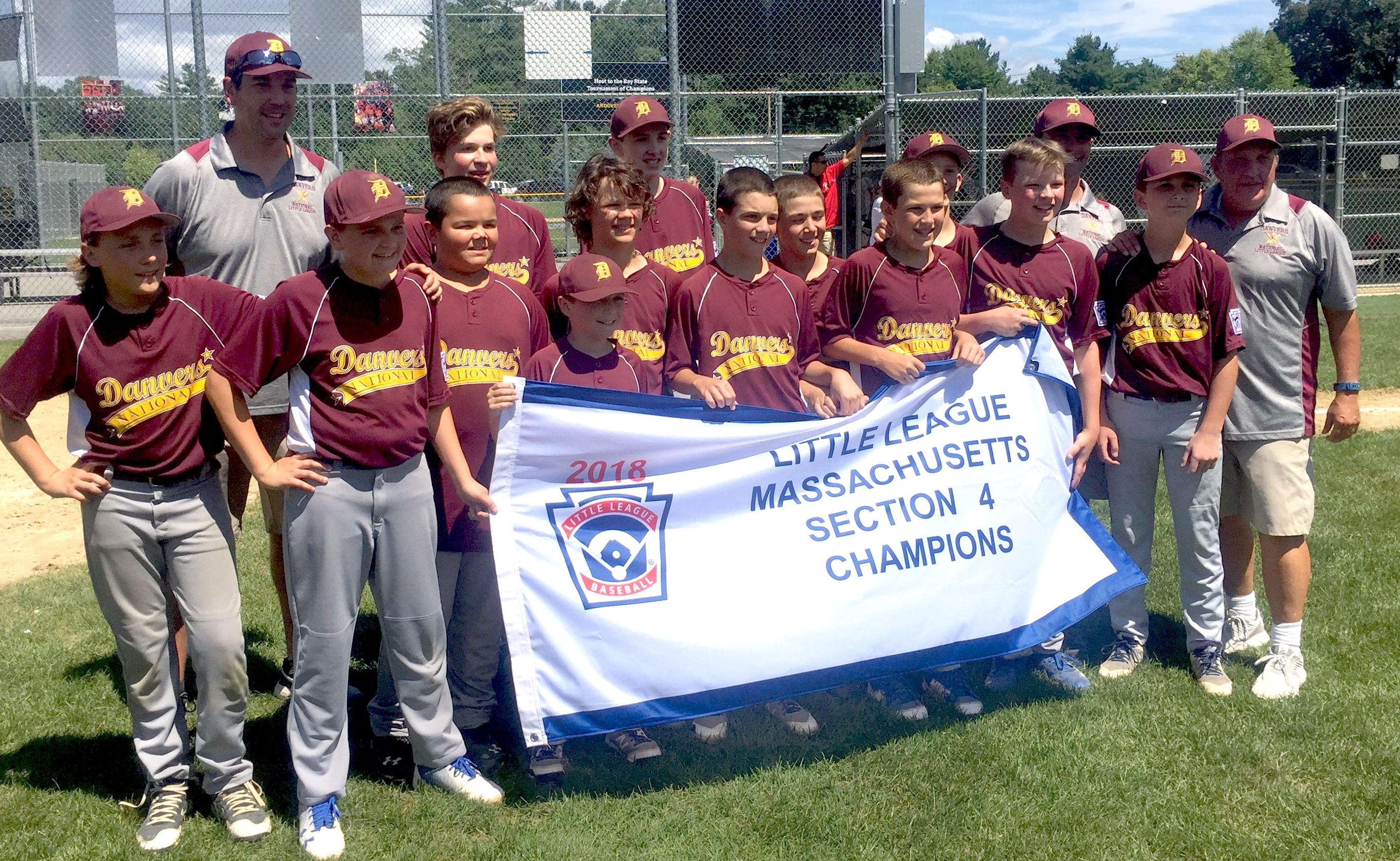 24f1b0810 Danvers National Little League