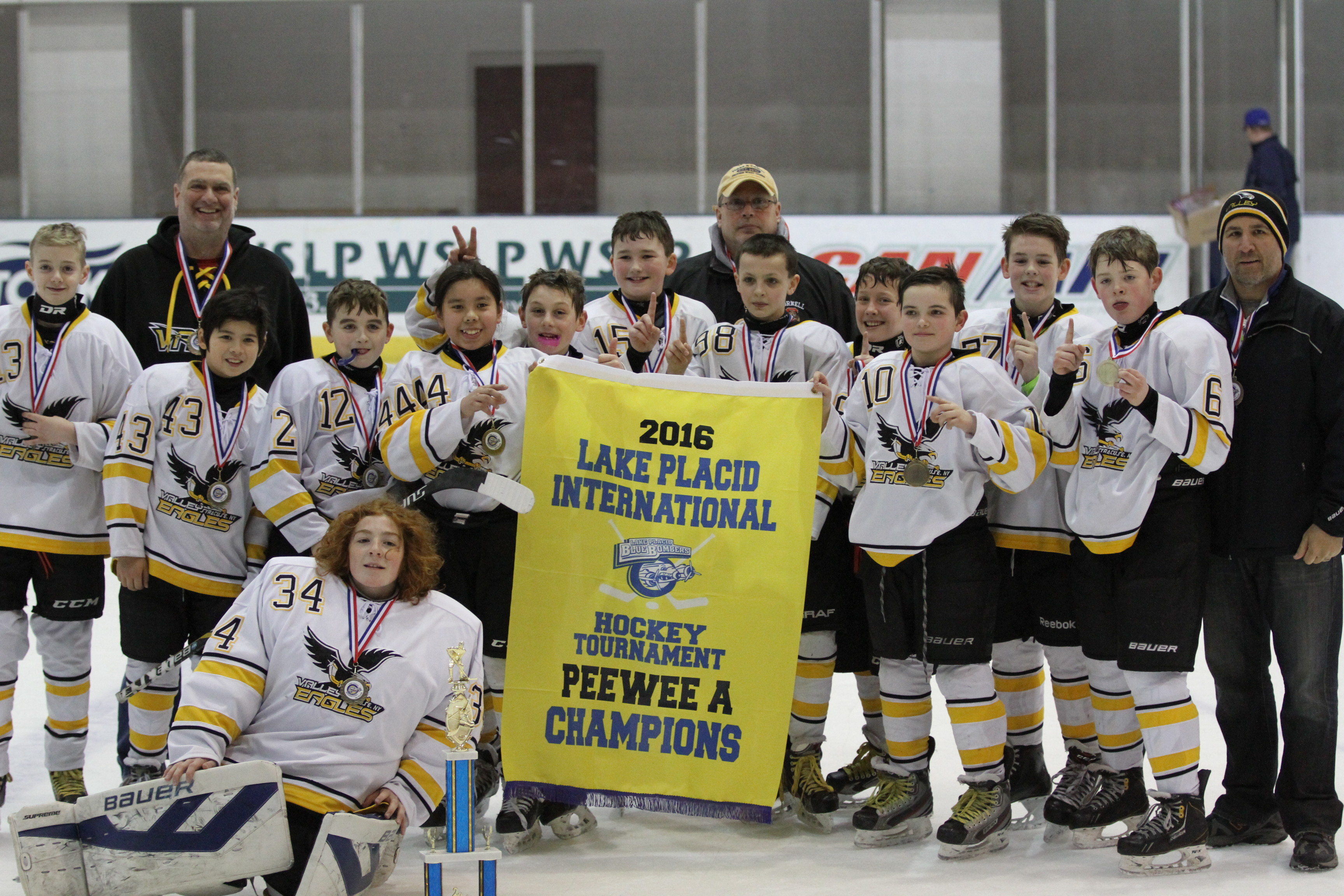 archived news valley youth hockey association congratulations to peewee minor 04 on winning the lake placid international invitational hockey tour nt peewee a division