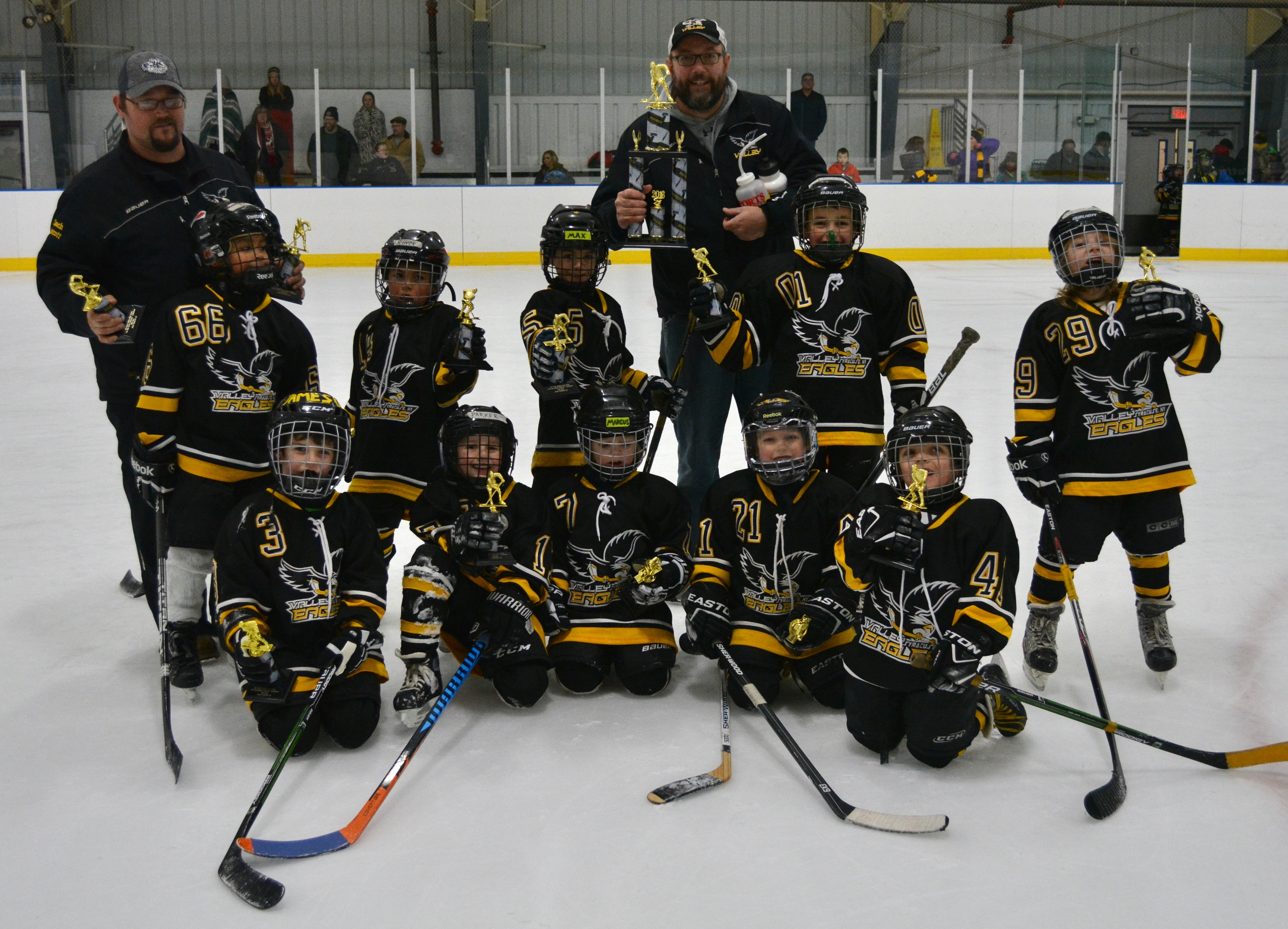 Archived News | Valley Youth Hockey Association