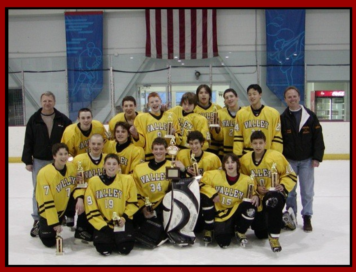 Blasts From the Past   Valley Youth Hockey Association