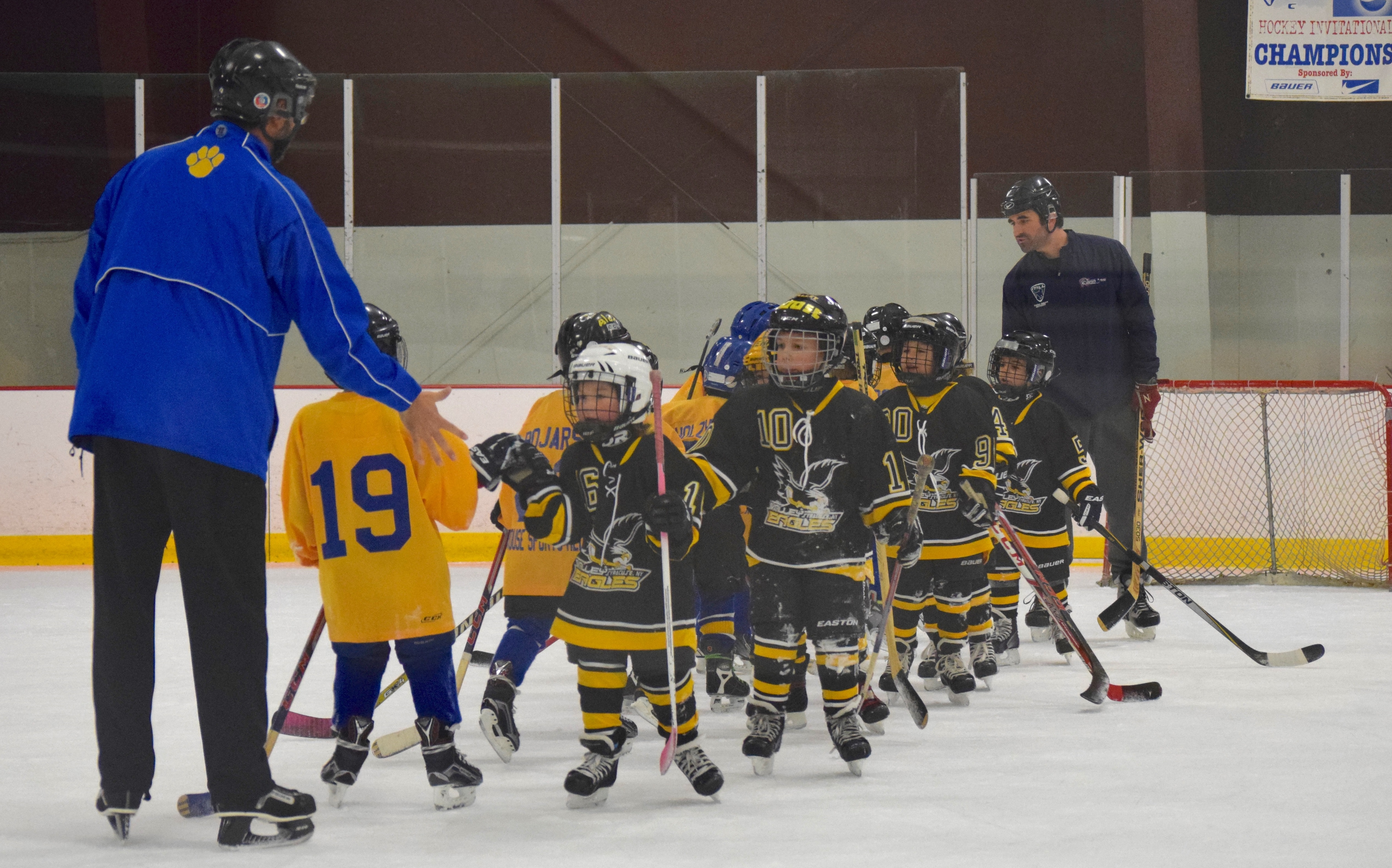 About Valley Hockey | Valley Youth Hockey Association