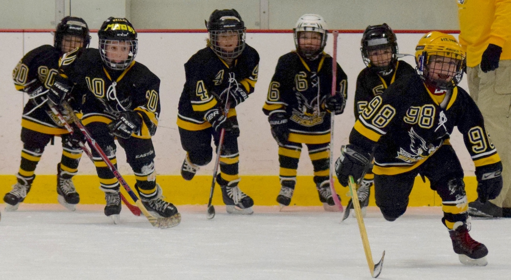 about valley hockey valley youth hockey association