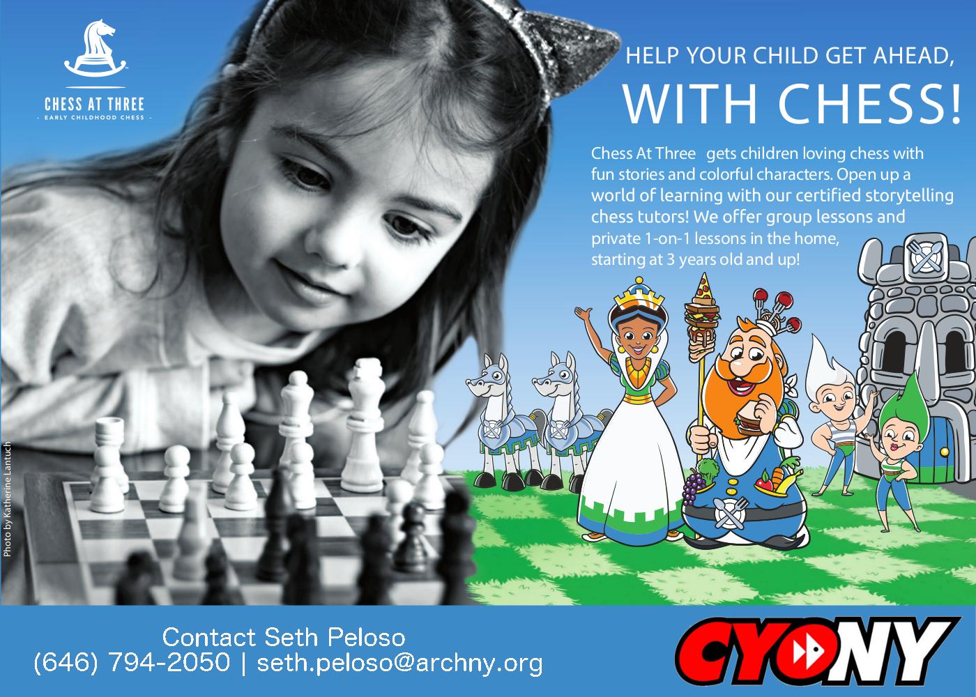 Chess | Catholic Youth Organization