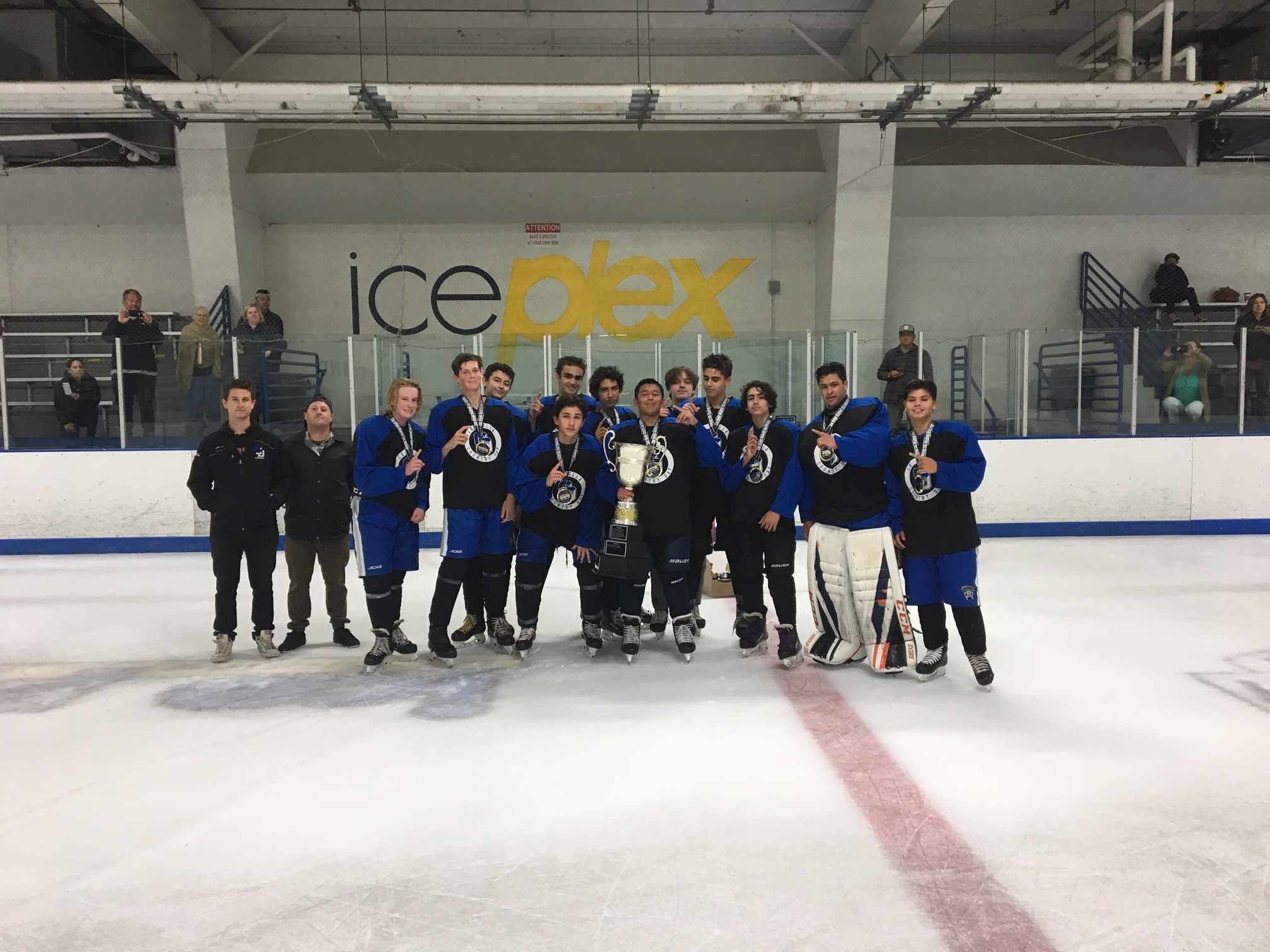 Congratulation to the Summer 2019 Varsity Champion LJCD Torrey Blue!!