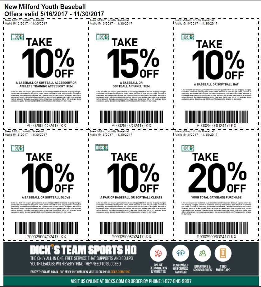 Dickssportinggoods com coupon code