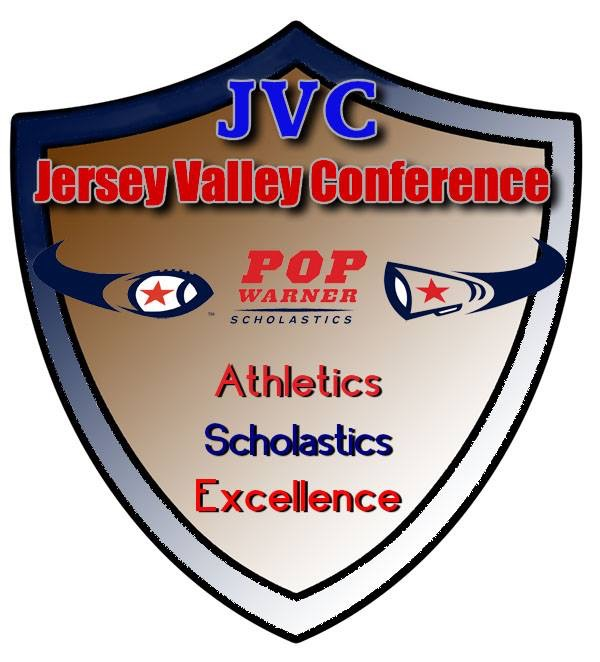 ed80d1cb5 Welcome to Jersey Valley Conference Pop Warner. Home to New Jersey s best  football and cheer. Our mission is to provide a fun