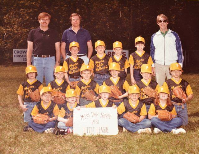 History | Myers Park Trinity Little League