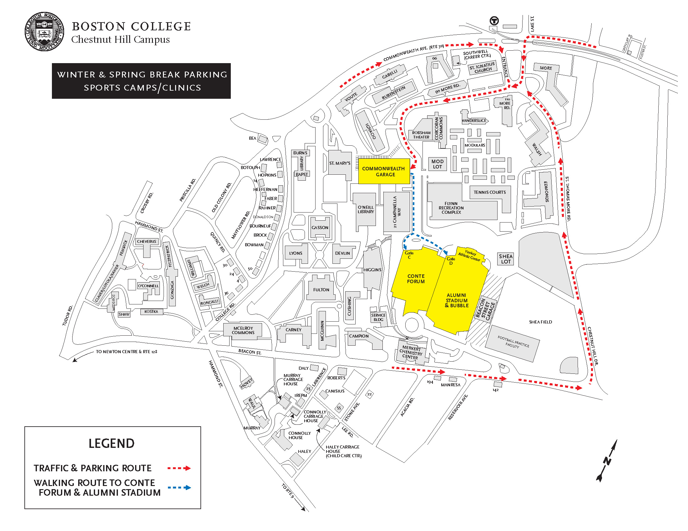 campus map boston college – bnhspine.com