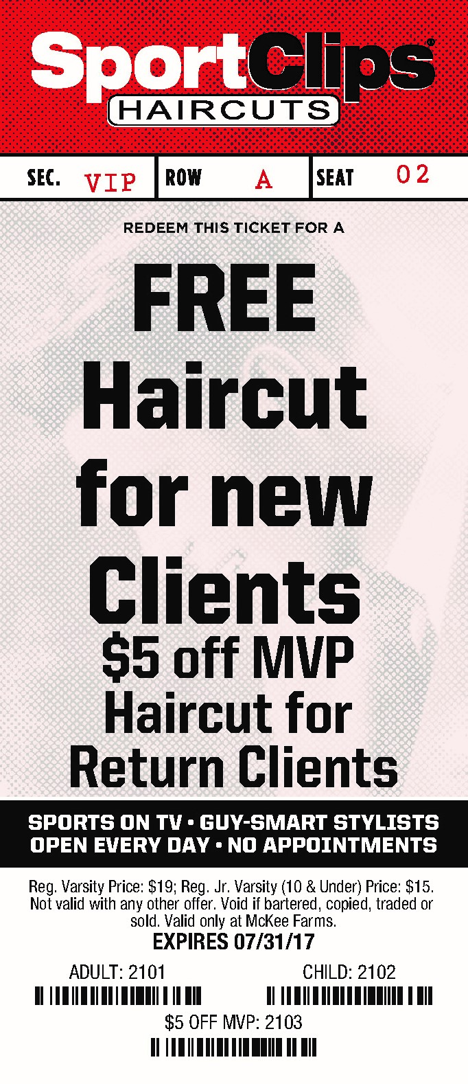 Sport Clips Coupons Printable 2018 Thick Quality Glass Coupon