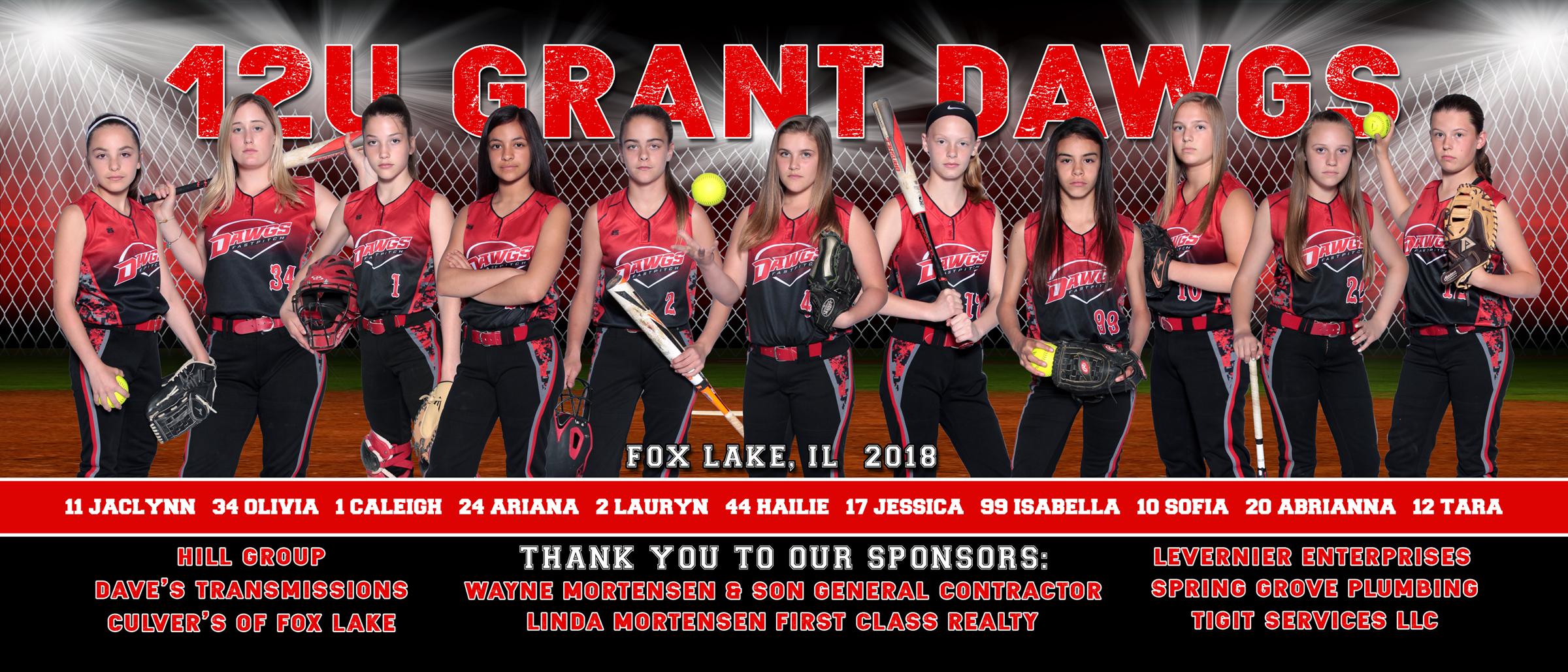 Travel Softball   Grant Township Area Athletic Association