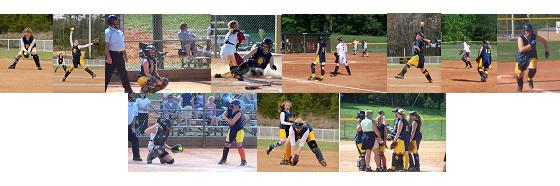 16U Rec Team | Matthews Softball Association