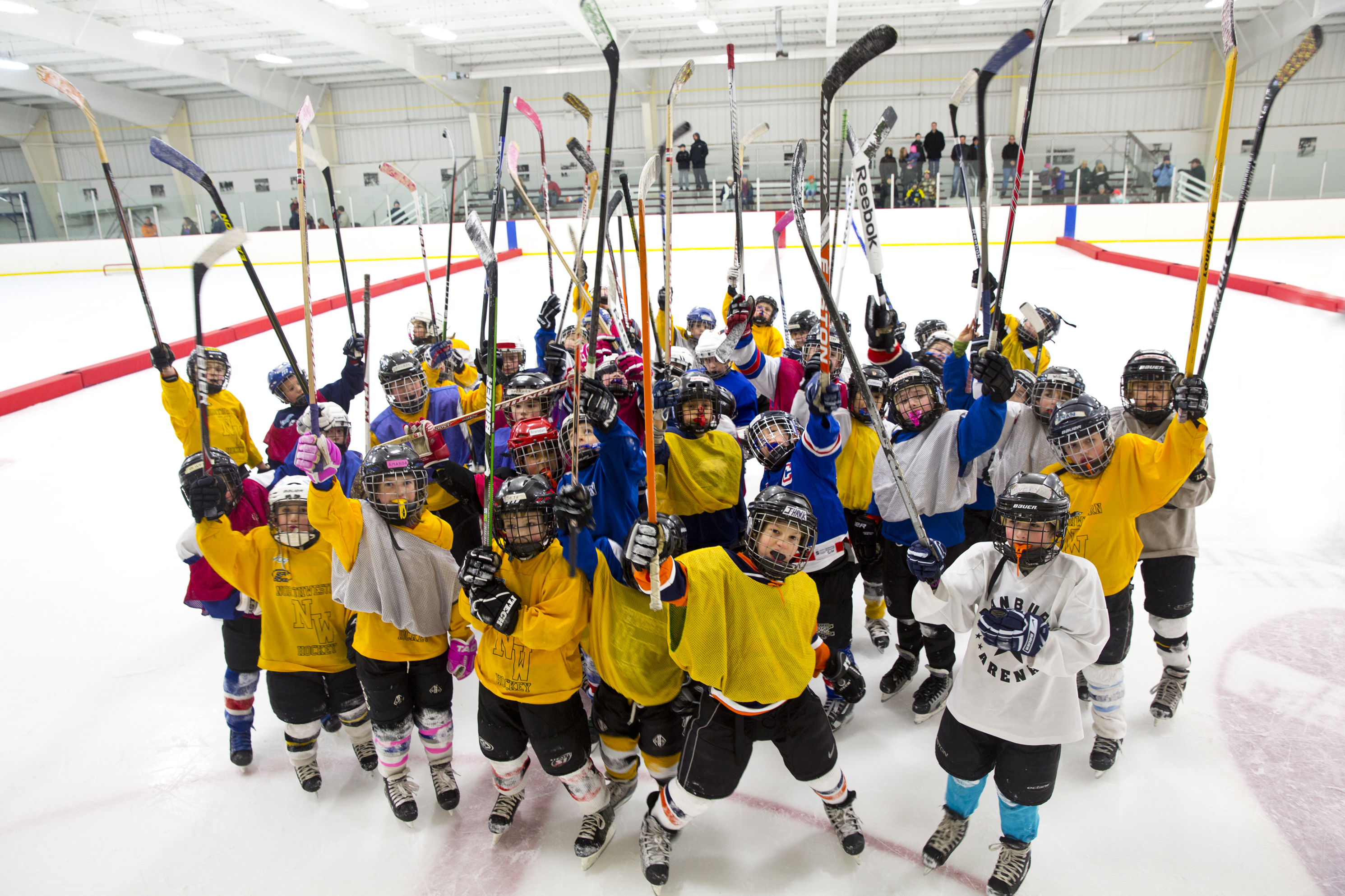 METHUEN YOUTH HOCKEY 2017-18 Learn to Skate & Learn to ...
