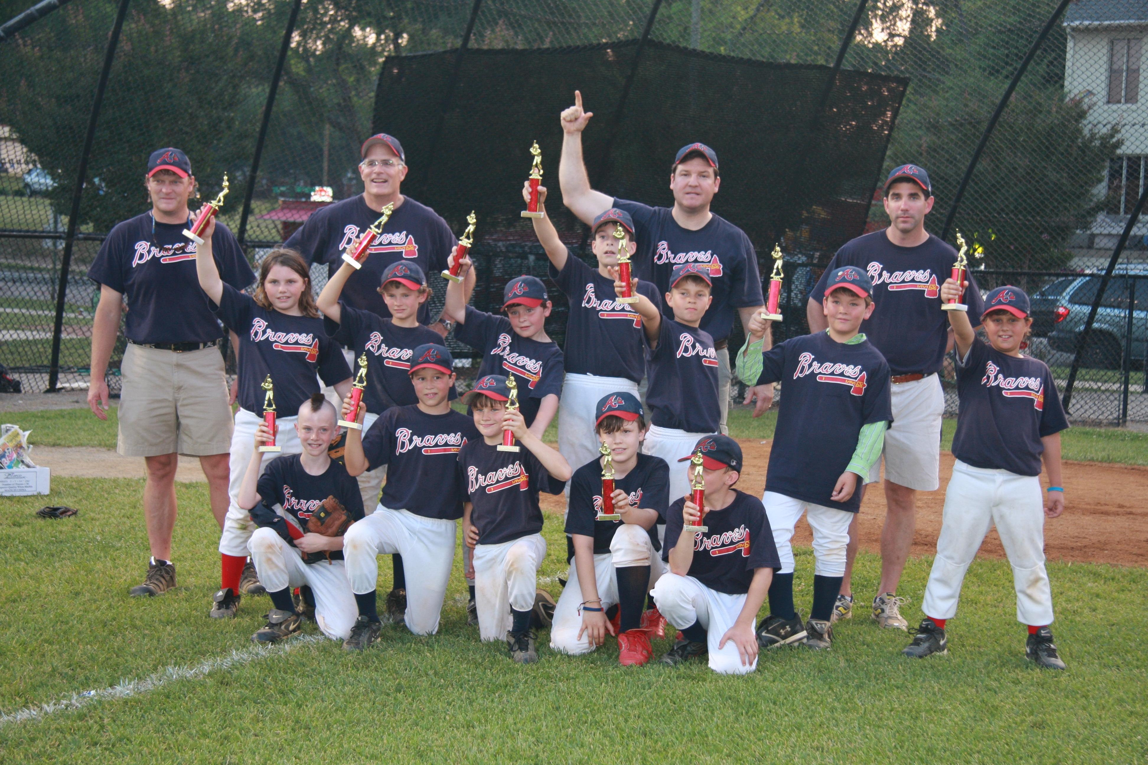 Minors Champions - Braves