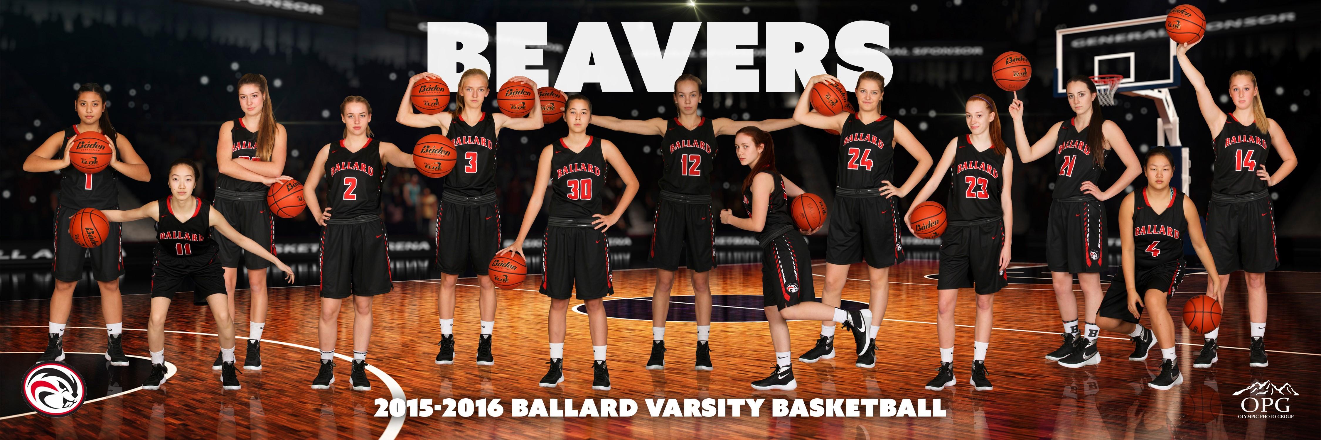 ballard girls basketball
